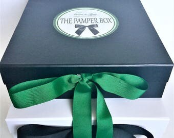 At Home Luxury Spa Facial Kit- The Pamper Box(Personalised Gift Set)