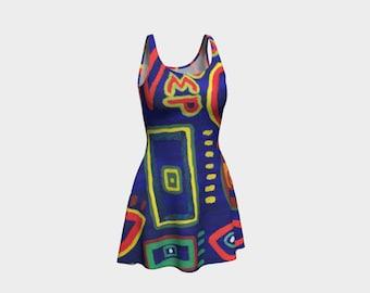 Douglas Flare Dress