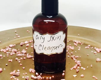 Oily Skin Cleanser | Natural Cleanser | Oily Skin | Oil Cleansers | Cleanser | The Oil Cleansing Method | Cleanser for Oily Skin | Face Wash