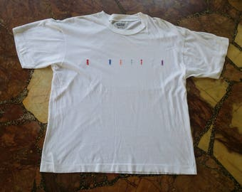 Vintage United Colors of BENETTON Design Benetton shirt