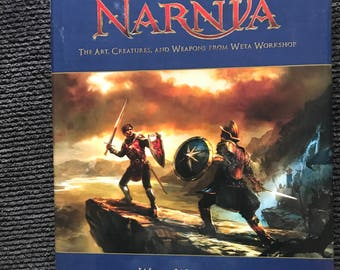 Chronicles of Narnia design book