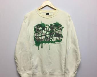 Vintage Airwalk sweatshirt Size men's L Streetwear skateboard