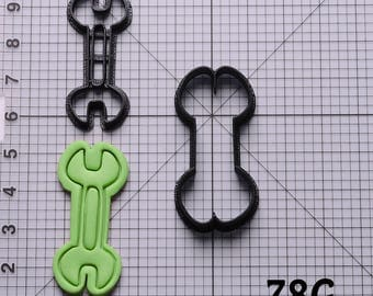 Wrench Cookie Cutter Wrench Fondant Cutter Wrench Birthday Gift Wrench Gift Wrench Party