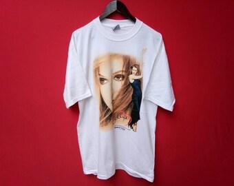 vintage celine dion singer mens t shirt