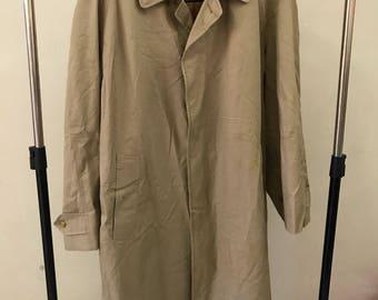 Vintage BURBERRYS Trench Coat / Burberry Coat Vintage/ BURBERRY / Vintage Trench Coat / Trenchcoat Burberry