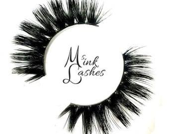 Photoshoot Mink Lashes - Mink False Eyelashes Dallas