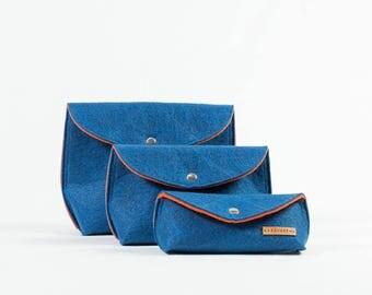 Utensilo, bag, purse, pencil, spring binder, Spring pencil, case [LEEVI]