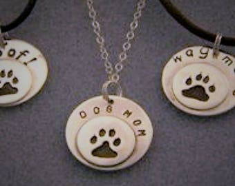 Dog names in Sterling silver,pet names in sterling silver,pet memorial ,gifts for pet lovers,sympathy gifts