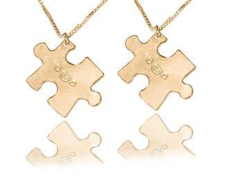Best friends necklace for 2 Friendship necklace for 2 best friends necklace 2 sisters necklace bff necklace for 2 sisters necklace for 2