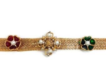 Vintage 1996 Gripoix Belt by Chanel