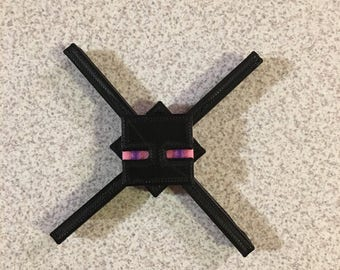 Minecraft Enderman Themed Fidget Spinner