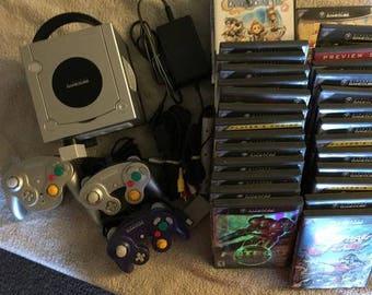 Unique Nintendo Gamecube Bundle