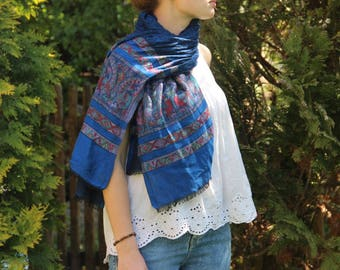 Scarf Shawls Cashmere hippie boho long scarf ladies