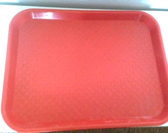 Ugly 90's School Cafeteria Trays (Set of 2)