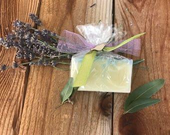 Pure Organic Olive Oil Castile Soap