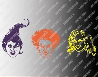 Hocus Pocus Sisters svg/Hocus Pocus Sisters/Hocus Pocus Svg/Hocus Pocus Svg files/Hocus Pocus Svg Design/Hocus Pocus Svg Cut file/Hocus