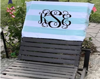 Patio chair cover, lounge chair cover, pool chair, beach chair, chair cover, personalized chair cover, custom gifts, not monogrammed