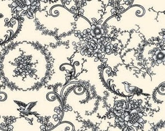 Wedding Toile Gift Wrap, Environmentally Friendly, 100% Recycled Wrapping Paper