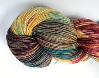 November 4 ply sock yarn