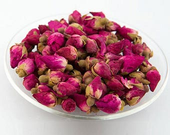 Dried Red Rose Buds,Chinese Herbal Tea,Free Shipping!