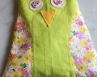OWL heating pad filled with rice