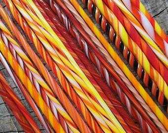 COE 104 Warm Color Twistie Mix