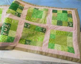 Quilted Table Runner Large