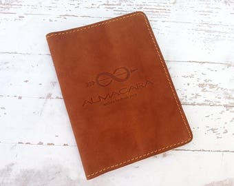 Real leather passport cover / leather passport wallet / Leather passport case / leather passport holder / travel gift / gift idea