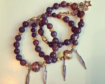 Bardot bracelets
