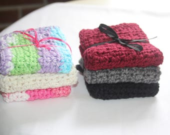 Crochet Dishrags