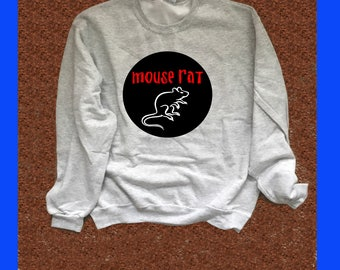 Mouse Rat Sweatshirt Parks and Recreation