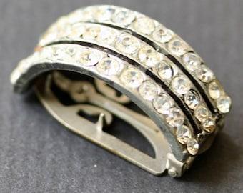 Jeweled Dress Clip
