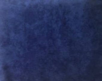 Ultra Suede Fabric - Royal Blue - Vintage