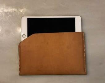 Ipad Mini Leather Portfolio Case