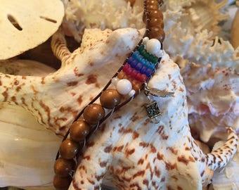 Rainbow Bridge Pet Memorial Bracelet (A Staff Favorite)