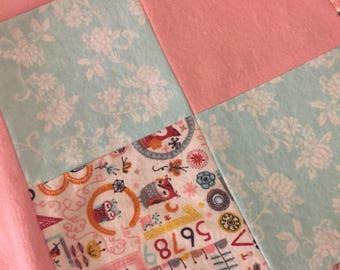Crib/toddler quilt