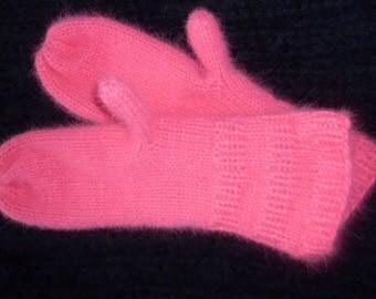 Angora Gloves Gloves
