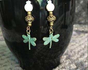 Dainty Dragonfly Dangles