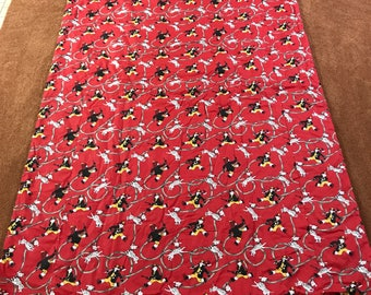 "Firefighter  Comforter -- Flannel -- 62"" X 85"""