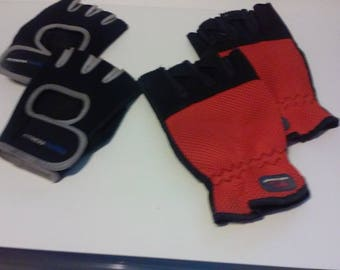 Gloves - Weight Lifting/Workout/Gym - Lot of 2 Pairs