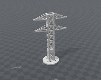 Transmission Tower - Variation A