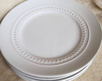 Set of 5 swedish desert plates