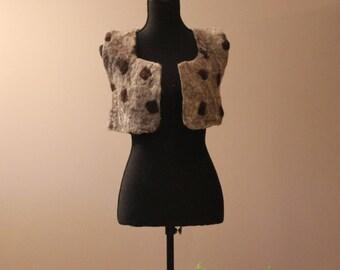 Jacket in wool (handmade) | Jacket or wool (hand made)