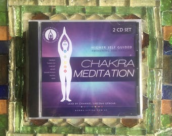 Chakra Meditation 2 CD Set