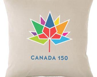 Canada 150 Pillow Case