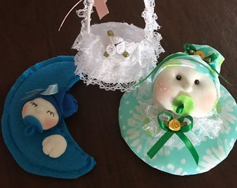 baby souvenirs, baby decorations