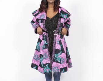 Winter Warmer Combo Ankara Jackets