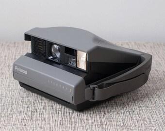 Polaroid Spectra 2 Instant Film Camera, 1980s, Made in UK