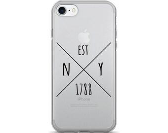 New York Statehood - iPhone Case (iPhone 7/7 Plus, iPhone 8/8 Plus, iPhone X)