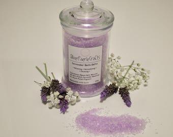 Lavender Scented Bath Salts